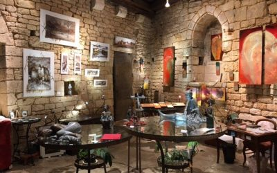 Galerie Fénelon Vue intérieure