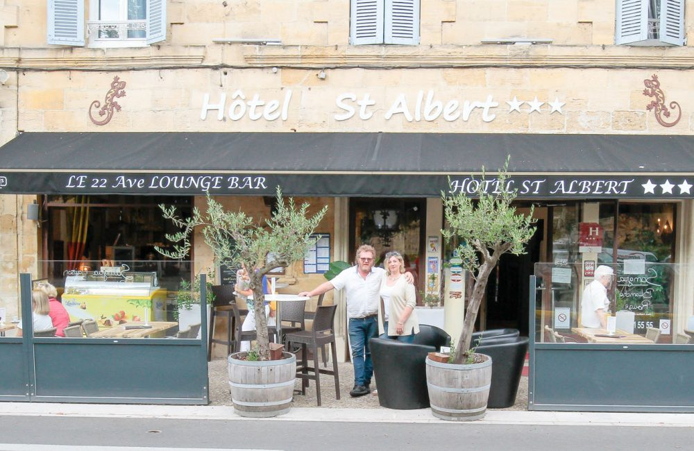 Hotel Le Saint Albert