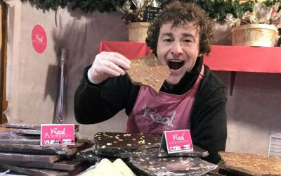 real chocolat
